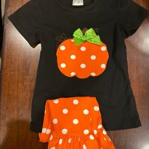 Halloween boutique outfit 3T-EUC